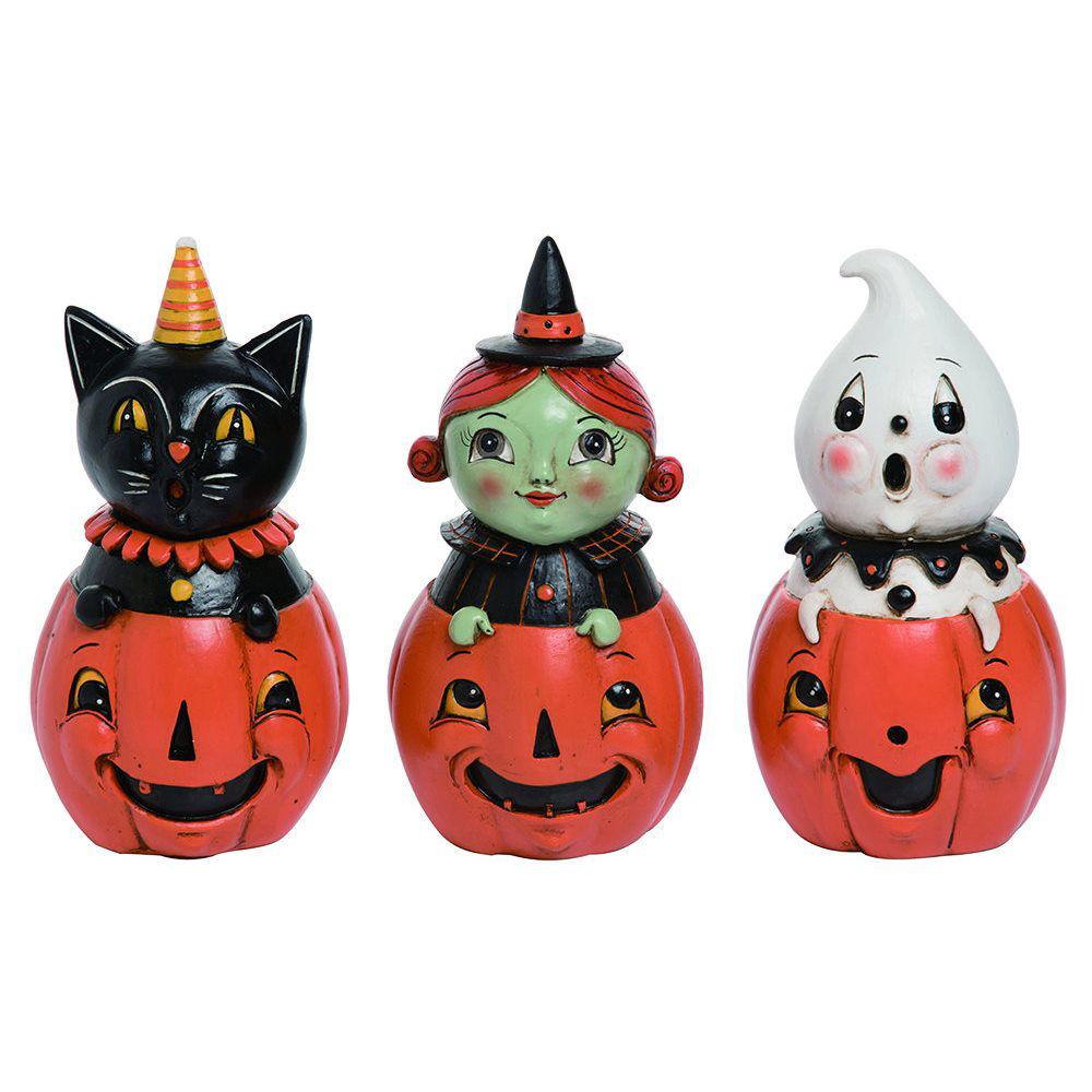 Peek-A-Boo Pumpkins by Transpac