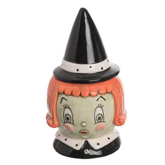 Witch Candy Jar by Transpac