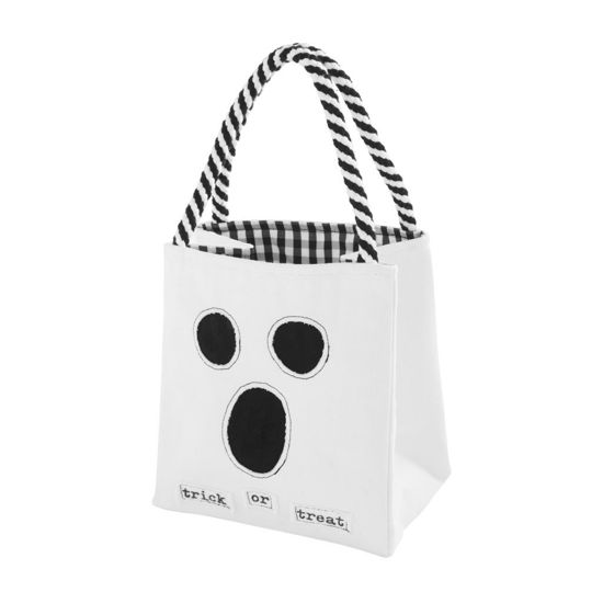 Ghost Halloween Candy Bag by Mudpie