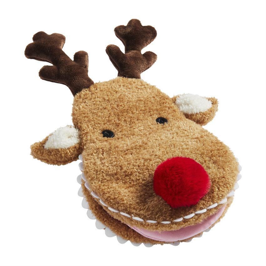 Reindeer Puppet Book by Mudpie