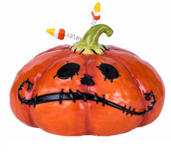 Table Top Pumpkin by Blue Sky Clayworks