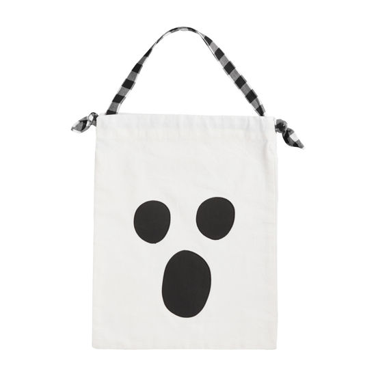 Ghost Pillowcase Candy Bag by Mudpie