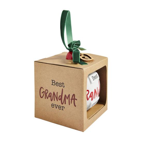Best Grandma Ever Christmas Ornament by Mudpie