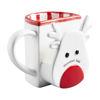 Cookie Pocket Mug (Assorted) by Mudpie