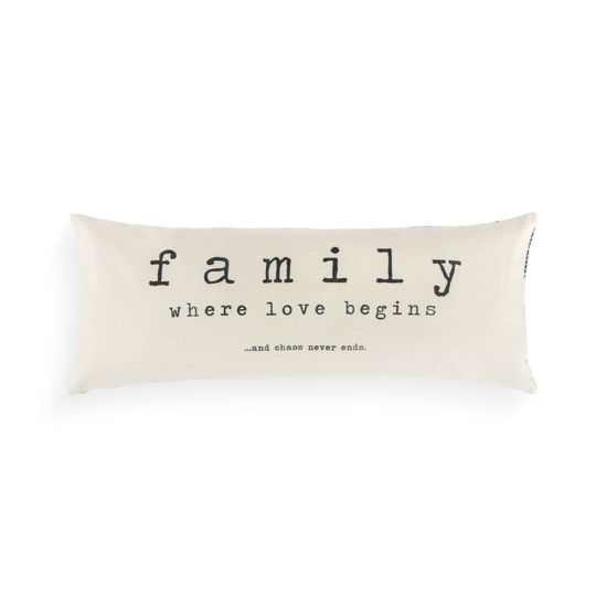 Together Time Family Pillow by Demdaco