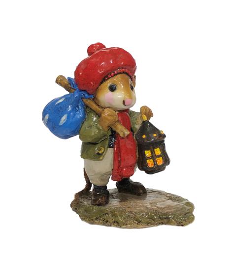 Wanderlust M-211 (Red) by Wee Forest Folk®