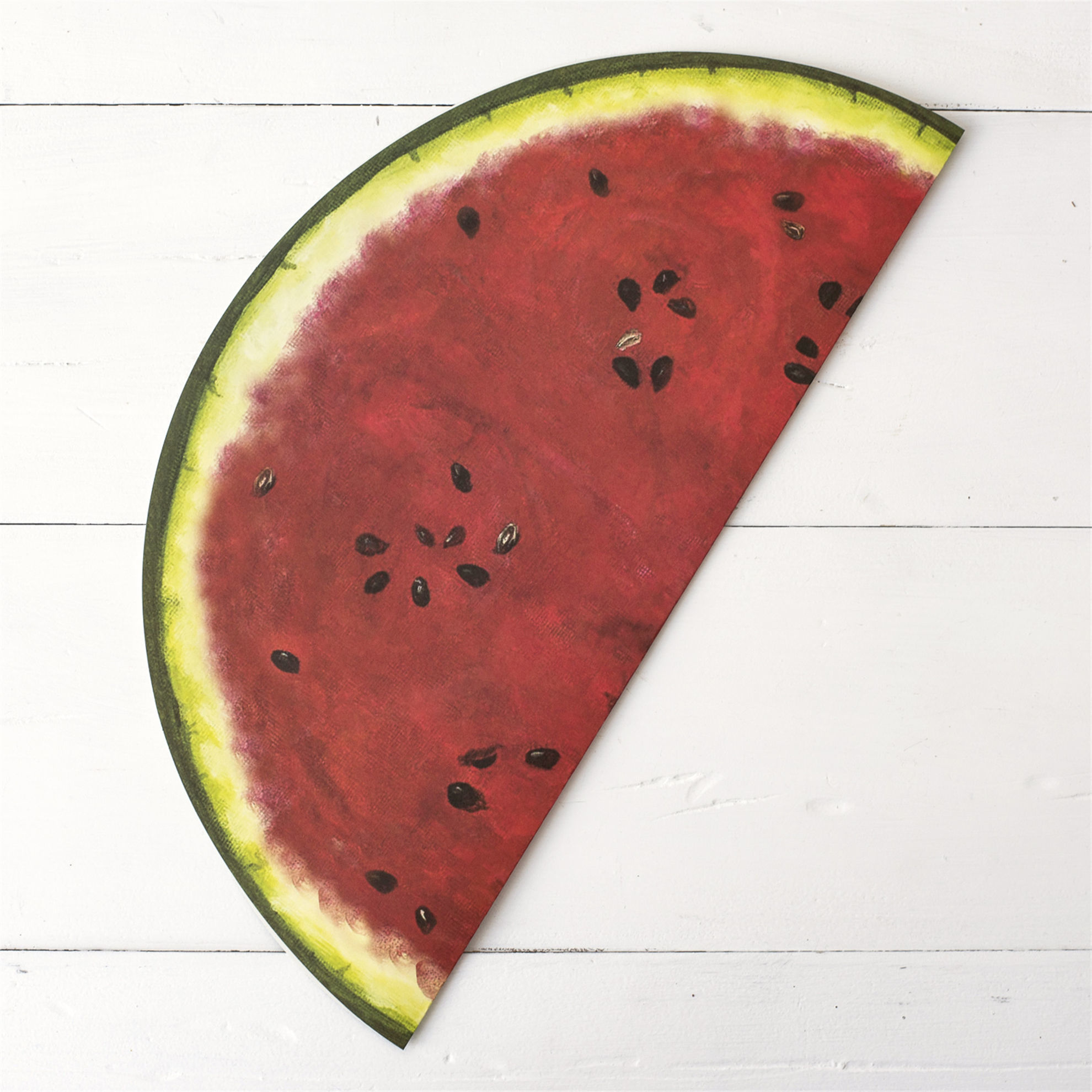 Die Cut Watermelon Placemat by Hester & Cook