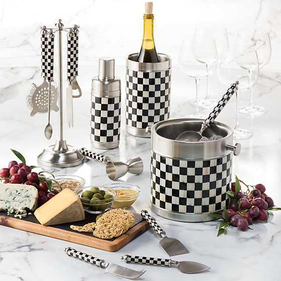 Courtly Check Wine Cooler by MacKenzie-Childs