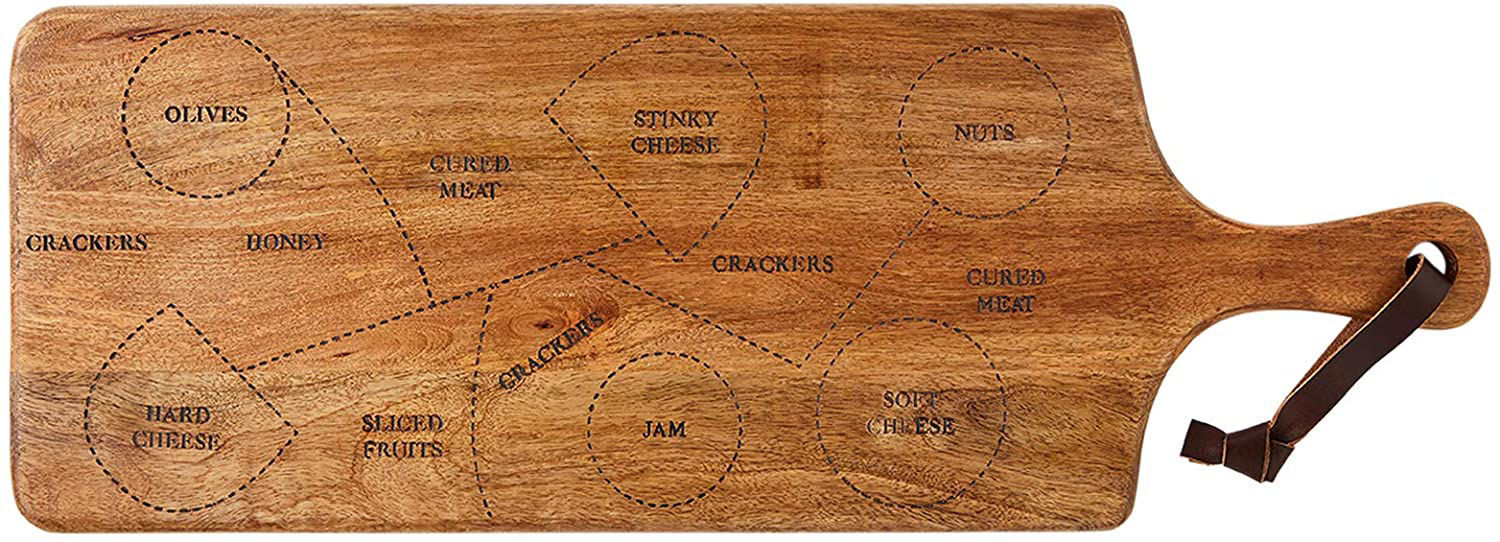 Charcuterie Serving Board by Mudpie