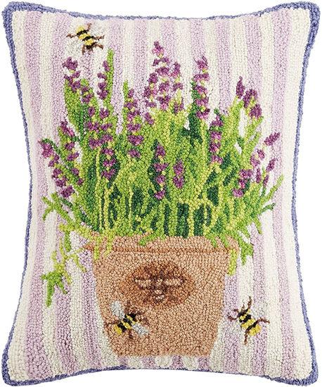 Lavender Bees by Peking Handicraft