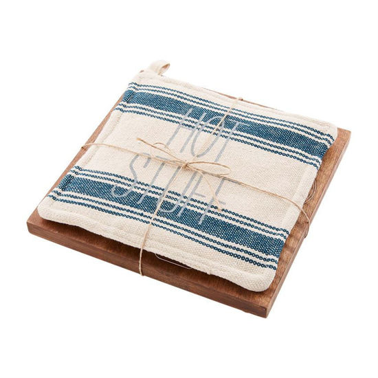 Conversion Trivet with Pot Holder by Mudpie