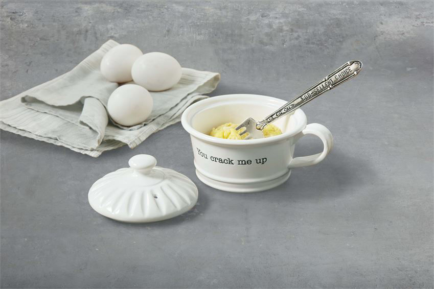 Egg Cooker Set by Mudpie
