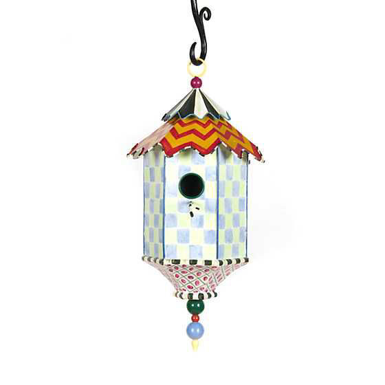 Flyer's Folly Birdhouse by MacKenzie-Childs