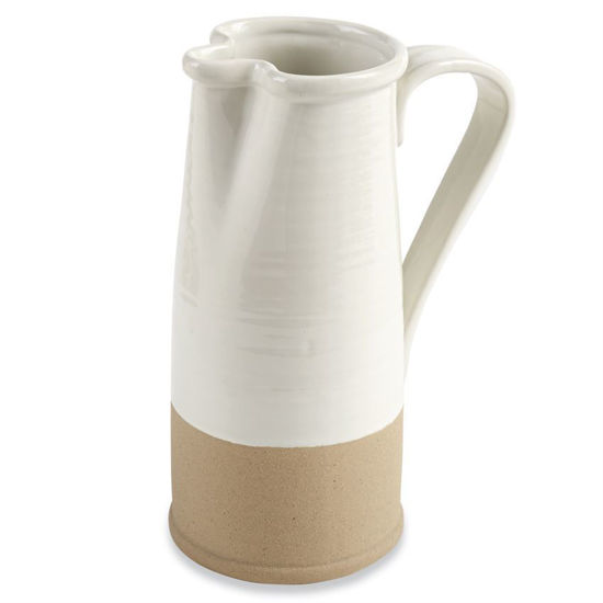 Pour Stoneware Pitcher by Mudpie
