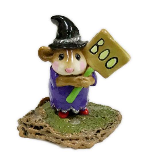 Little Boo-Boo M-214 (Purple) by Wee Forest Folk