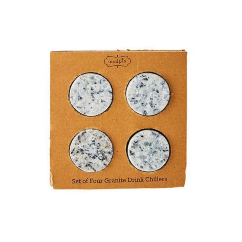 Granite Drink Chillers by Mudpie