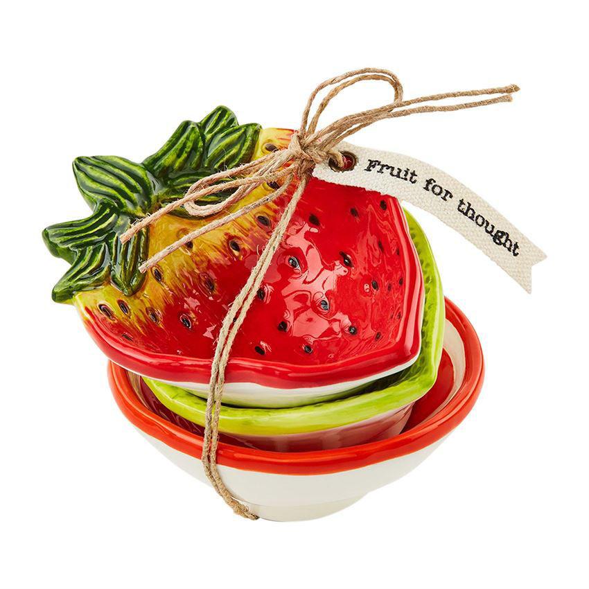 Fruit Dip Cup Set by Mudpie