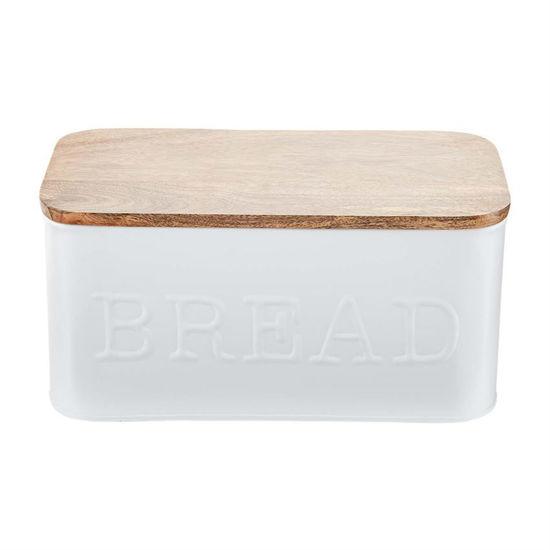 Circa Bread Box by Mudpie
