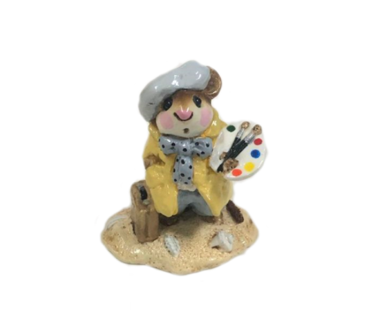 Arty Mouse M-071 by (Yellow) Wee Forest Folk®
