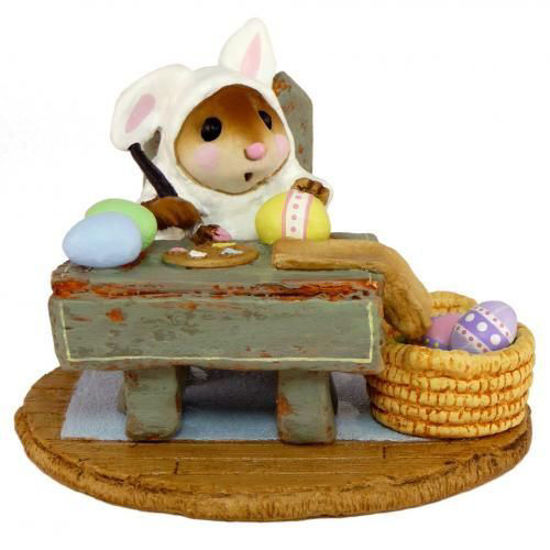 Mousey's Egg Factory M-175 (White) By Wee Forest Folk®