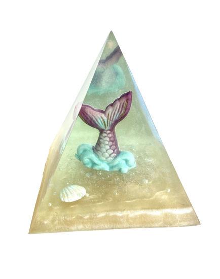 Pyra-Mini Mermaid Tail by Spirited Pyramids