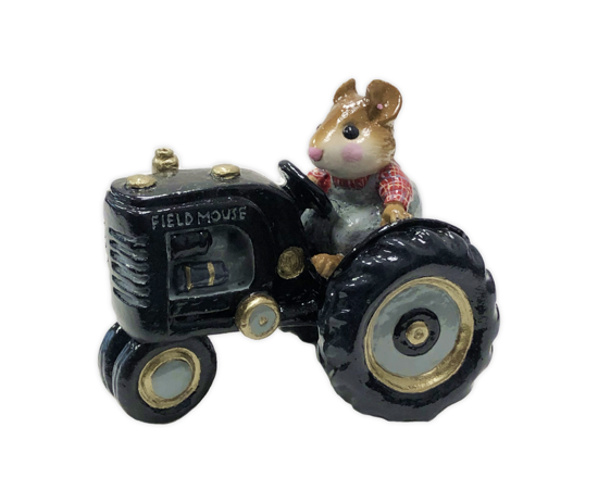 Field Mouse M-133 (Black Special) by Wee Forest Folk®
