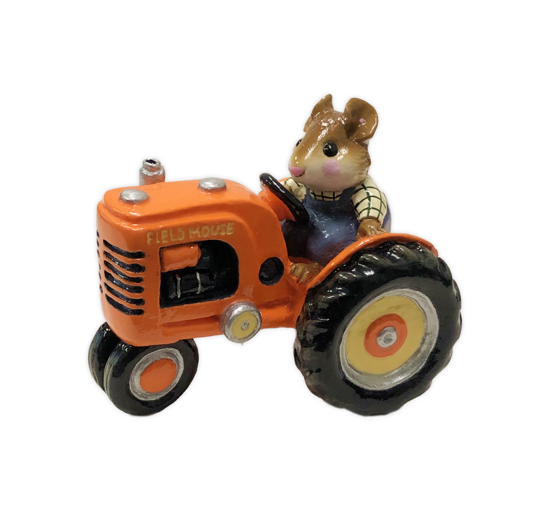 Field Mouse M-133 (Orange Special) by Wee Forest Folk®