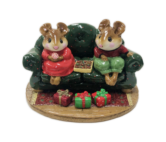 First Date M-134 (Christmas) by Wee Forest Folk®