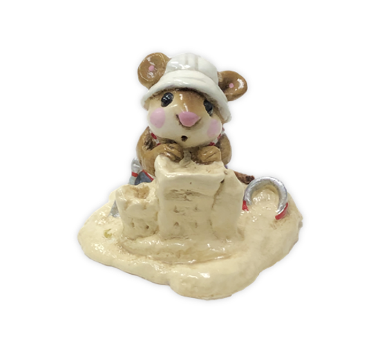 Beach Mousey M-076 by Wee Forest Folk®