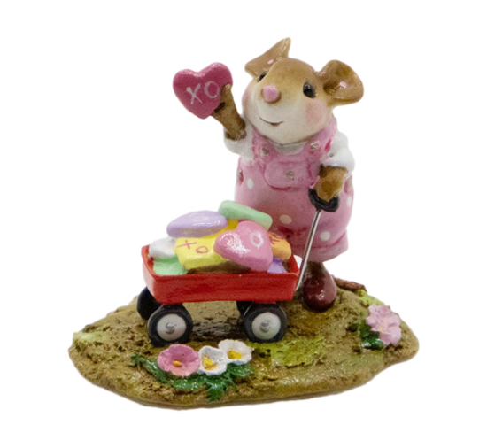 Loads of Love M-706a (Girl) by Wee Forest Folk®