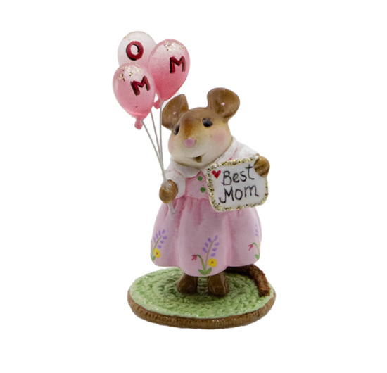 Mom's Special Day M-693f (Pink) by Wee Forest Folk®