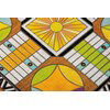 Parcheesi Wall Game by Primitives by Kathy