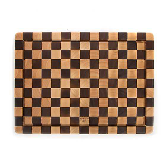 Check Carving Board by MacKenzie-Childs