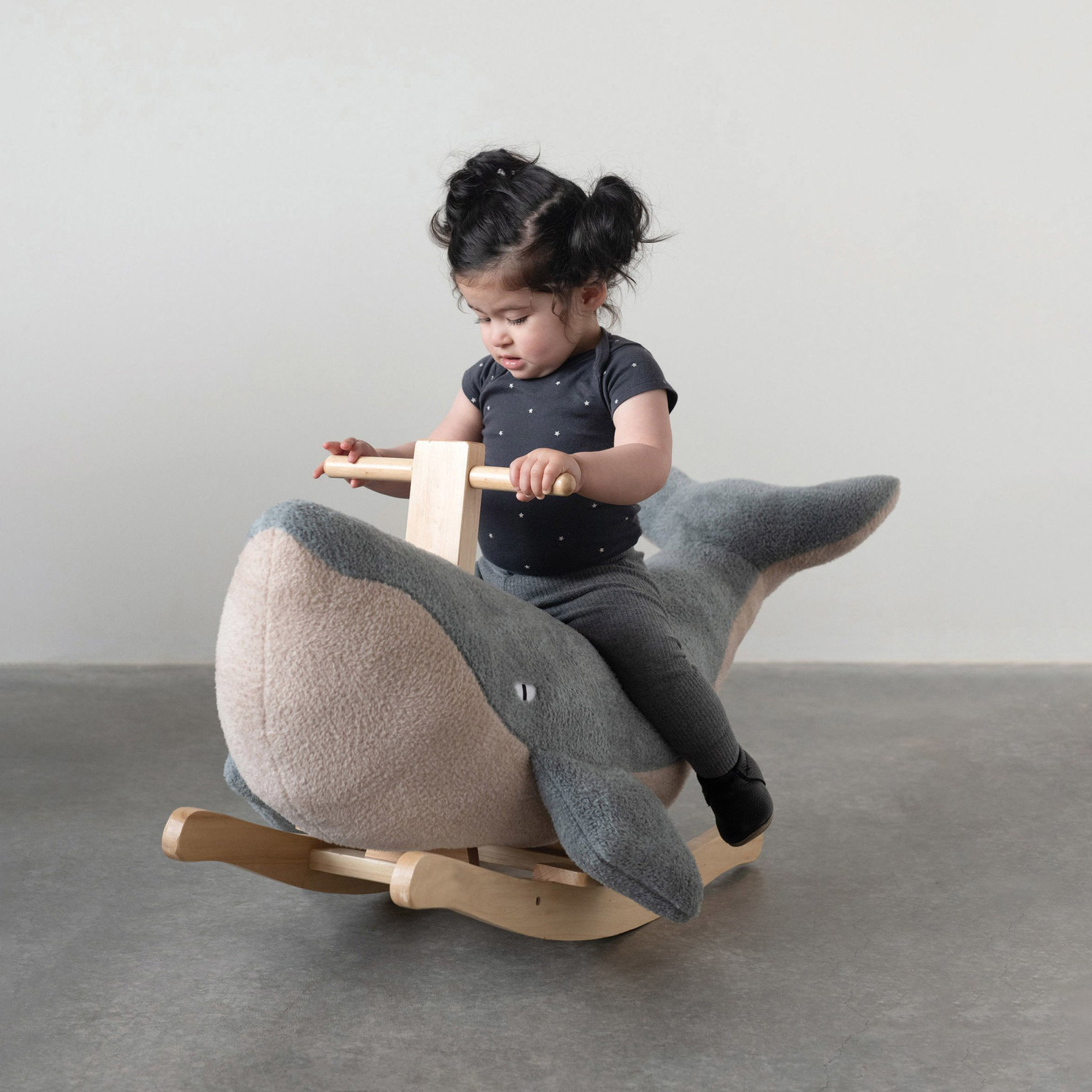 Rocking Whale  by Creative Co-op