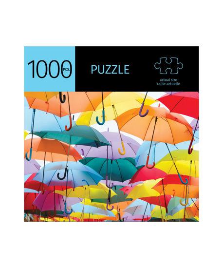 Umbrellas Design Puzzle by Giftcraft