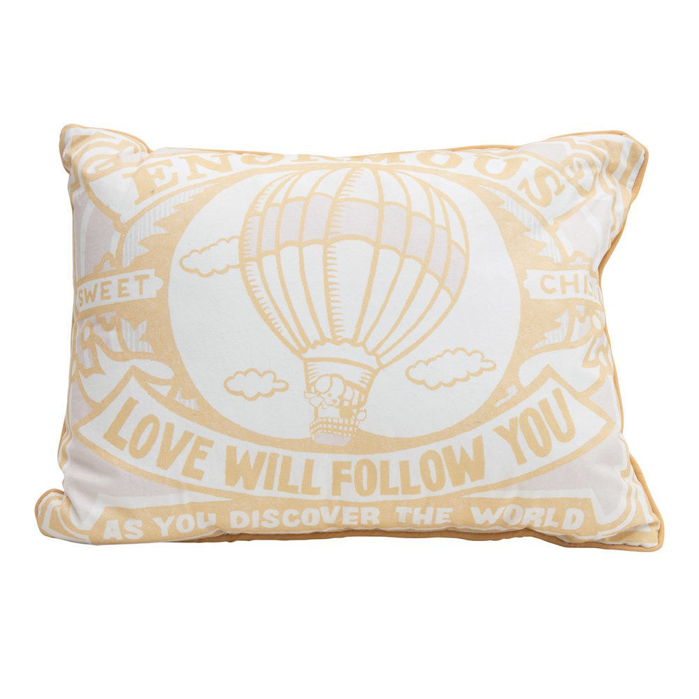 Sweet Child Pillow by Creative Co-op