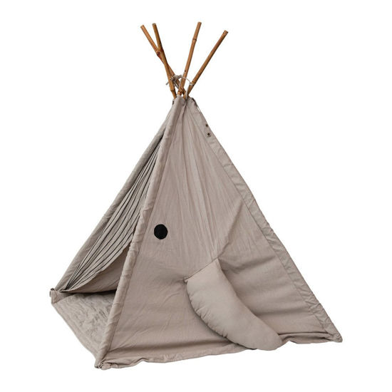 Cotton Tent by Creative Co-op