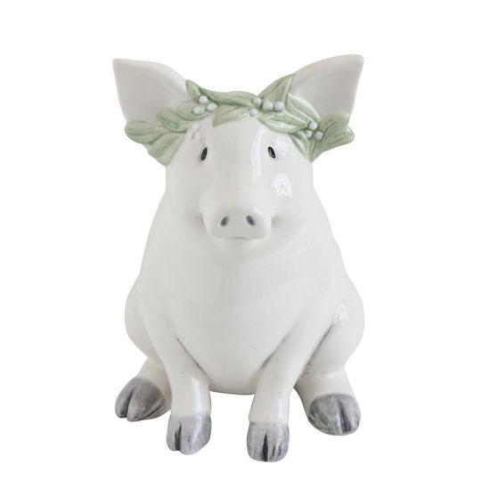 Piggy Bank by Creative Co-op