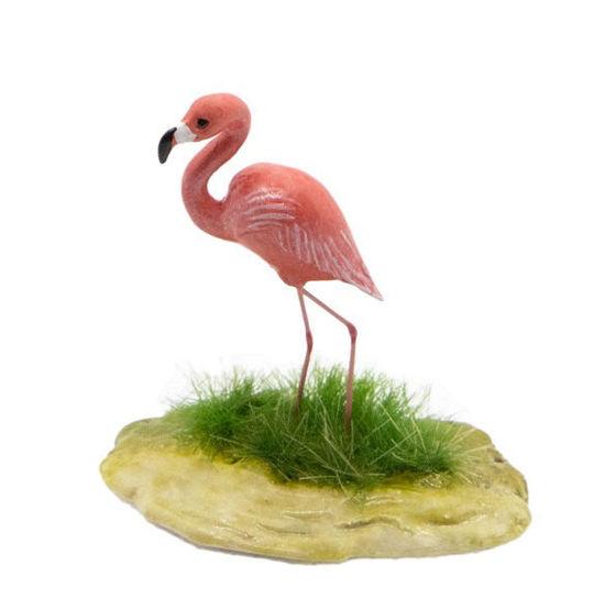 Single Flamingo A-CH by Wee Forest Folk