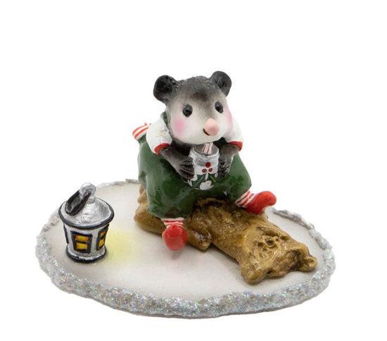 Yuletide Possum M-244 (Special) by Wee Forest Folk®