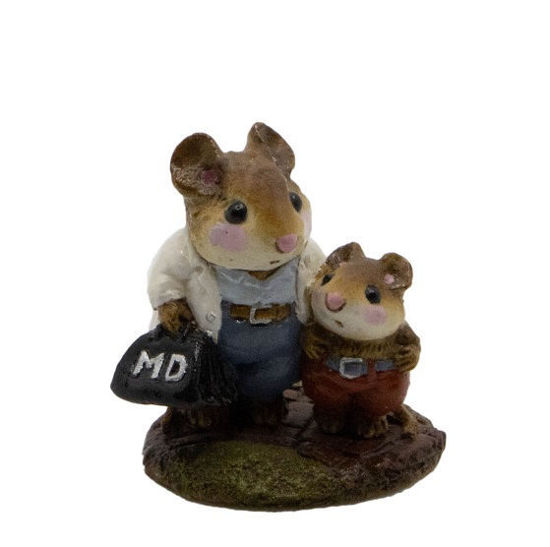 Mouse Call M-097 By Wee Forest Folk®