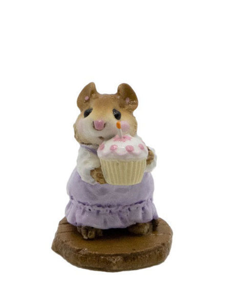 Birthday Girl M-099 (Lavender) by Wee Forest Folk®