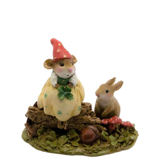 Lucky Lassie M-580a By Wee Forest Folk®