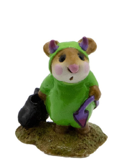 Little Devil M-061 (Green Special) By Wee Forest Folk®