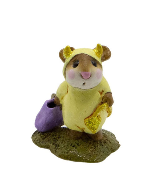 Little Devil M-061 (Yellow w/Yellow Special) By Wee Forest Folk®