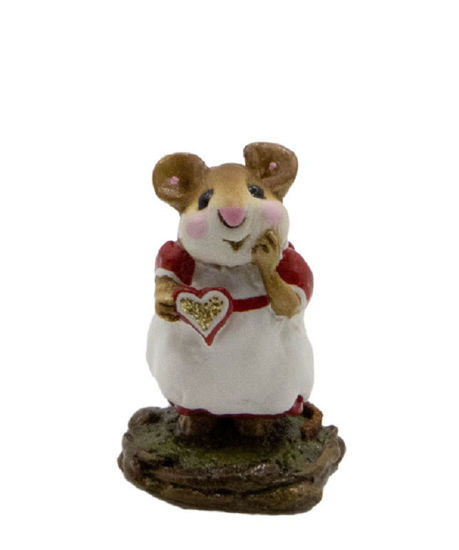 Girl Sweetheart M-080 (White Special) by Wee Forest Folk®