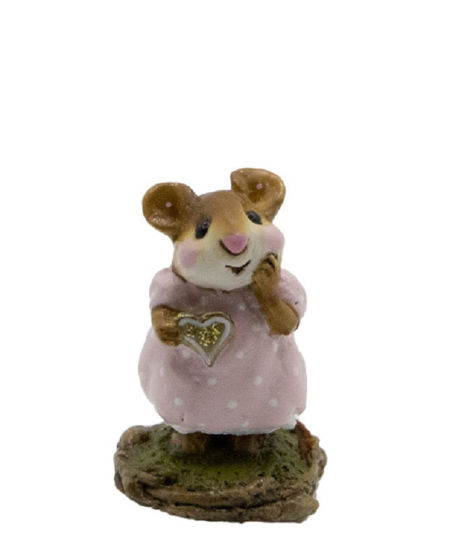 Girl Sweetheart M-080 (Pink Special) by Wee Forest Folk®
