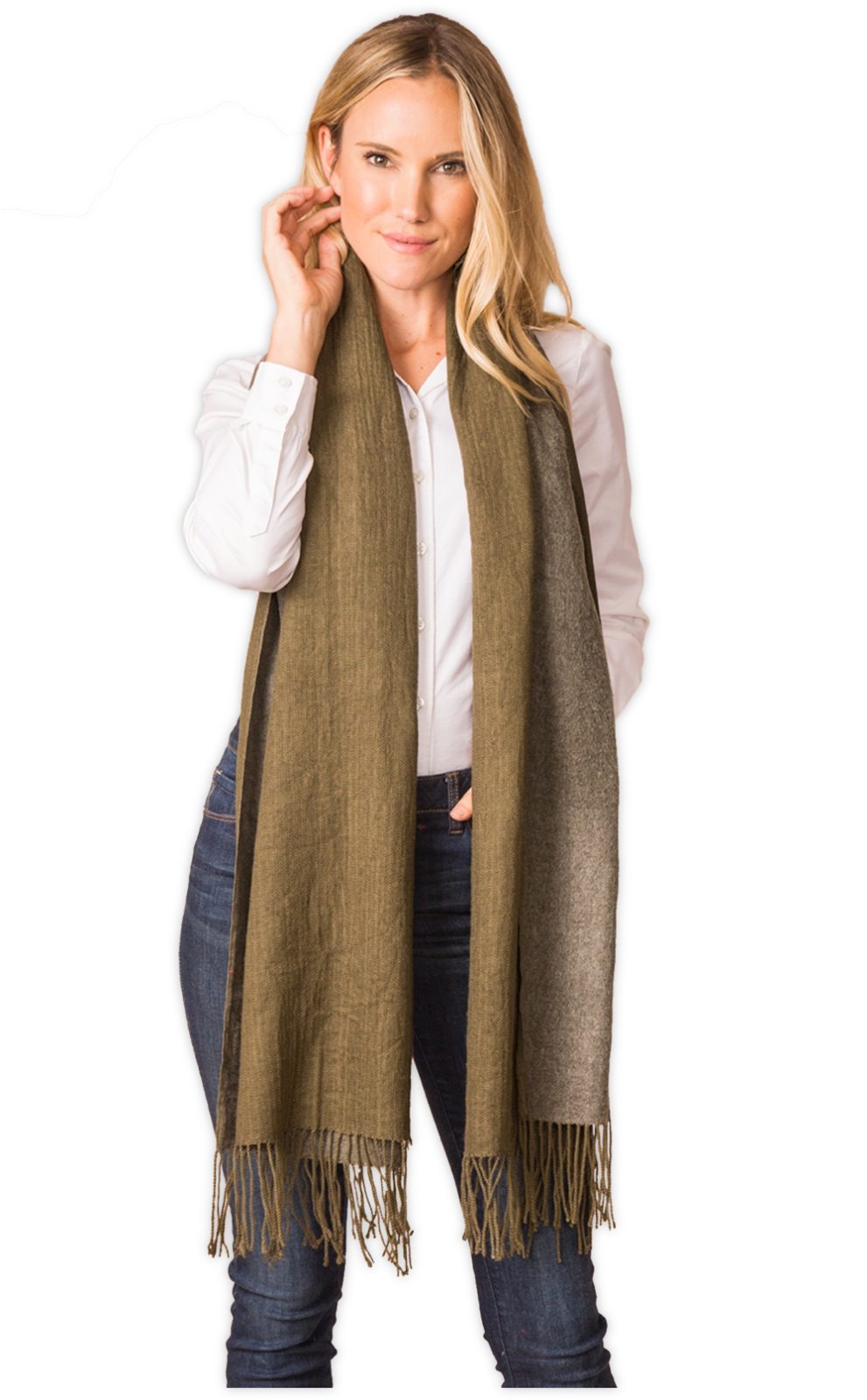 Reversible Wrap (Stone) by Simply Noelle