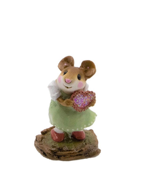 I'm Yours M-080b (Green) by Wee Forest Folk®