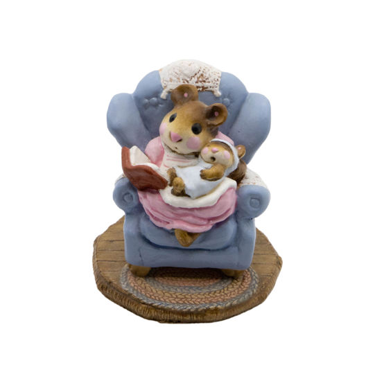 Baby Sitter M-066 (Blue) by Wee Forest Folk®